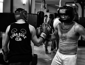 Sparring Tip No.2 Touch Gloves