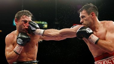 A solid jab is essential