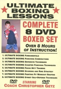 Ultimate Boxing Lessons Christopher Getz Review
