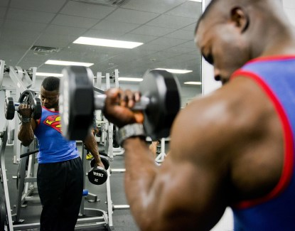 Weightlifting keeps your muscles under tension