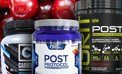 Recovery supplements for boxing