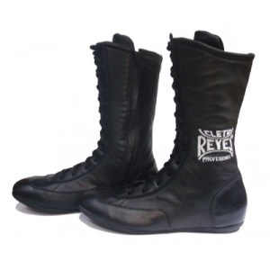 Cleto Reyes Leather High Top Boxing Shoes Review