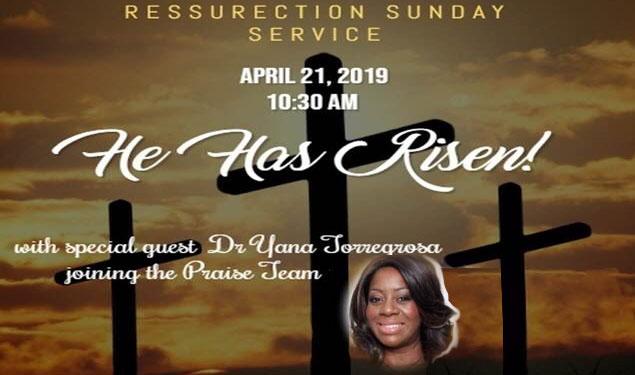 Resurrection Sunday 2019