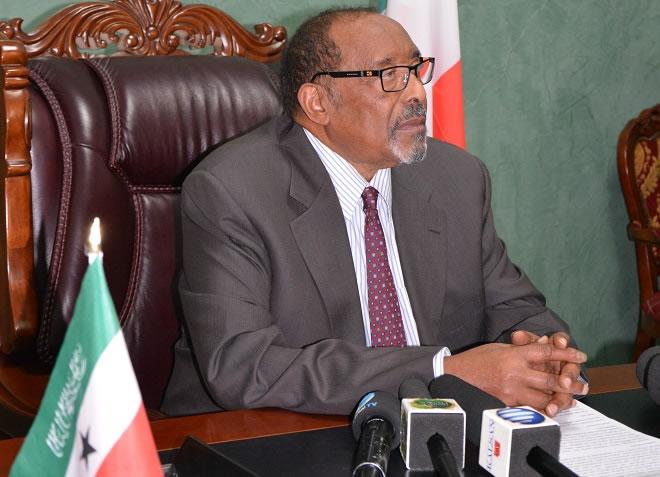 Siilaanyo_Somaliland_President2