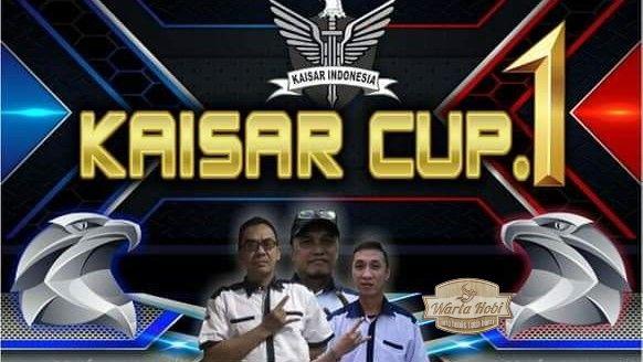 kaisar cup 1 minggu 2021 jakarta