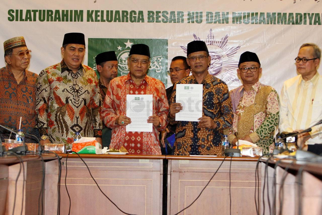 Ini 5 Kesepakatan Bersama Pbnu Pp Muhammadiyah Warta Muslimin Produk Ukm Bumn Bella Dan Balon Merah