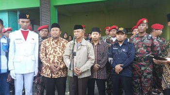 Ketua PP Muhammadiyah Dr. Busyro Muqoddas