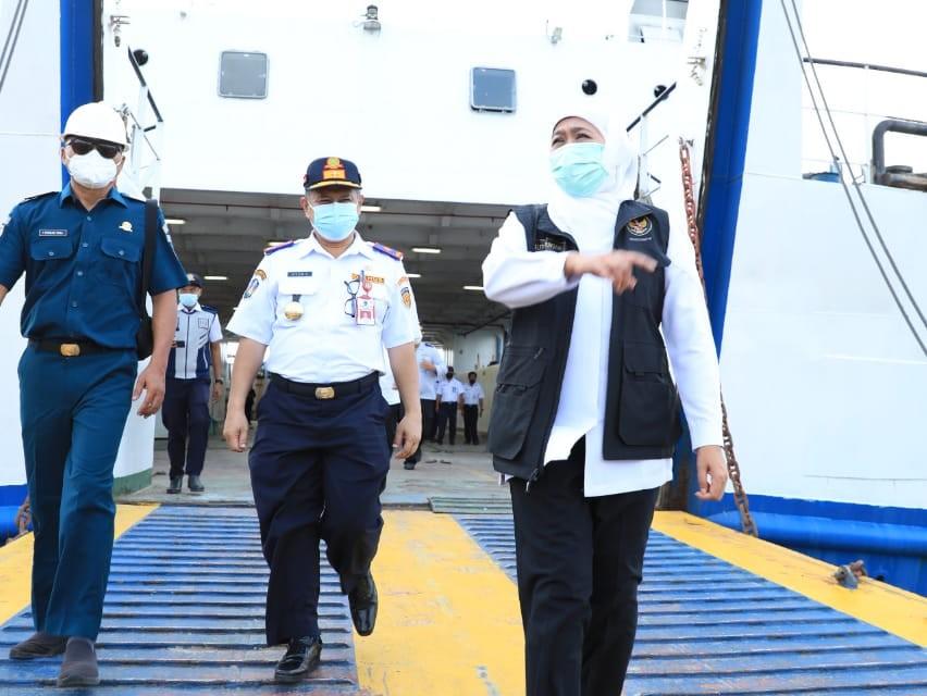 Pelabuhan Paciran Mampu Sumbang PAD Jatim 400 Persen