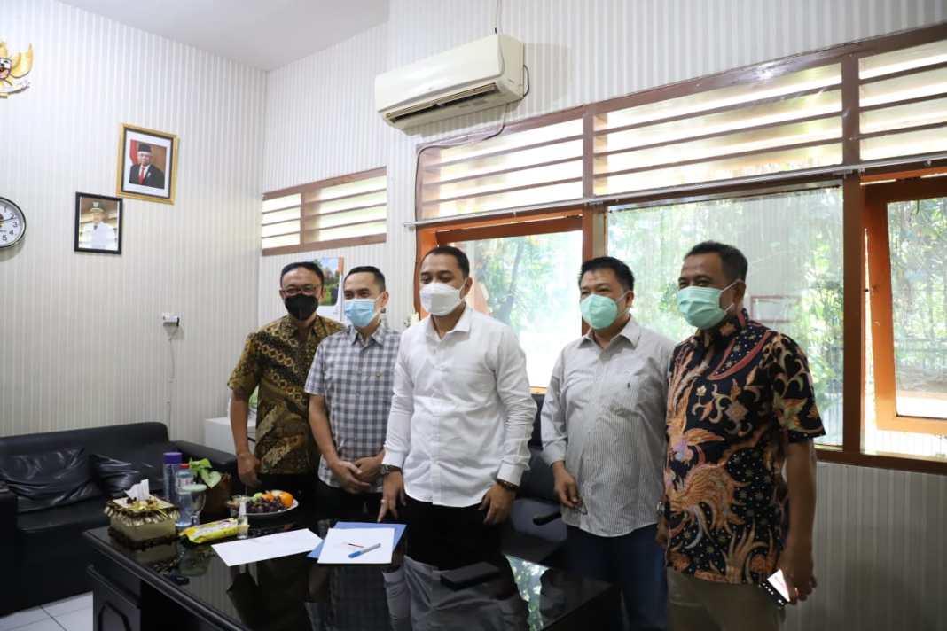 Pemkot Surabaya dan Astra Sepakat Gelar Vaksinasi Massal