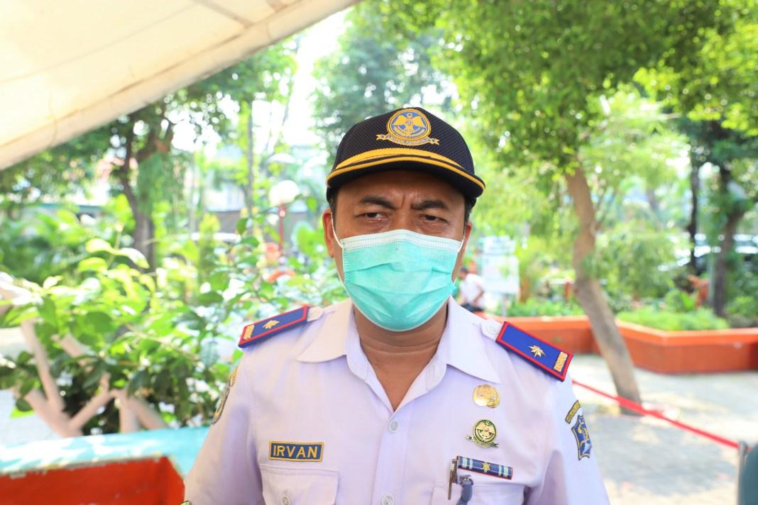 Cegah Penularan Covid, Wali Kota Surabaya Terbitkan SE Pembayaran Non Tunai Layanan Parkir