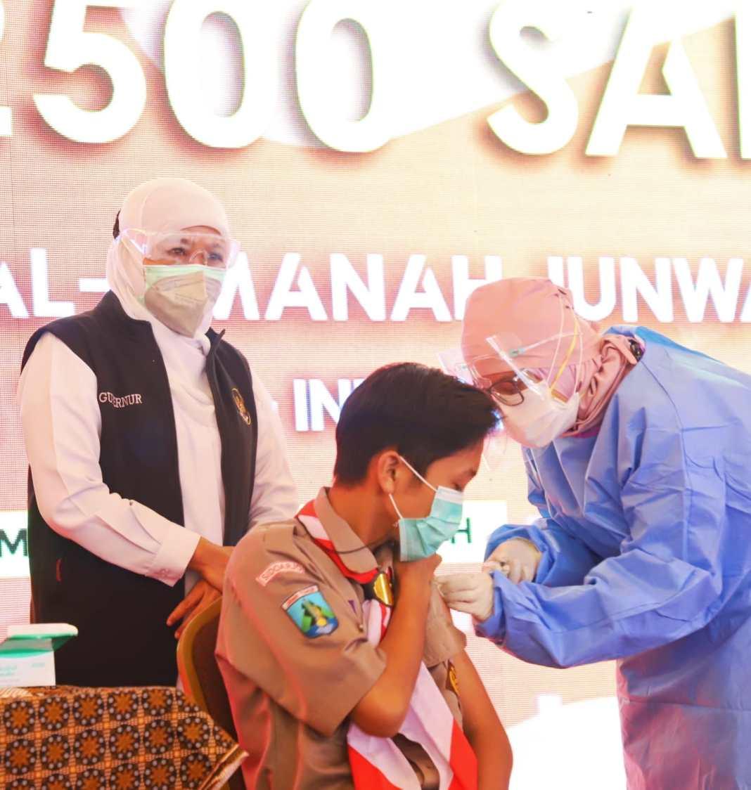 Pemerintah Indonesia Apresiasi Solidaritas Global di Masa Pandemi