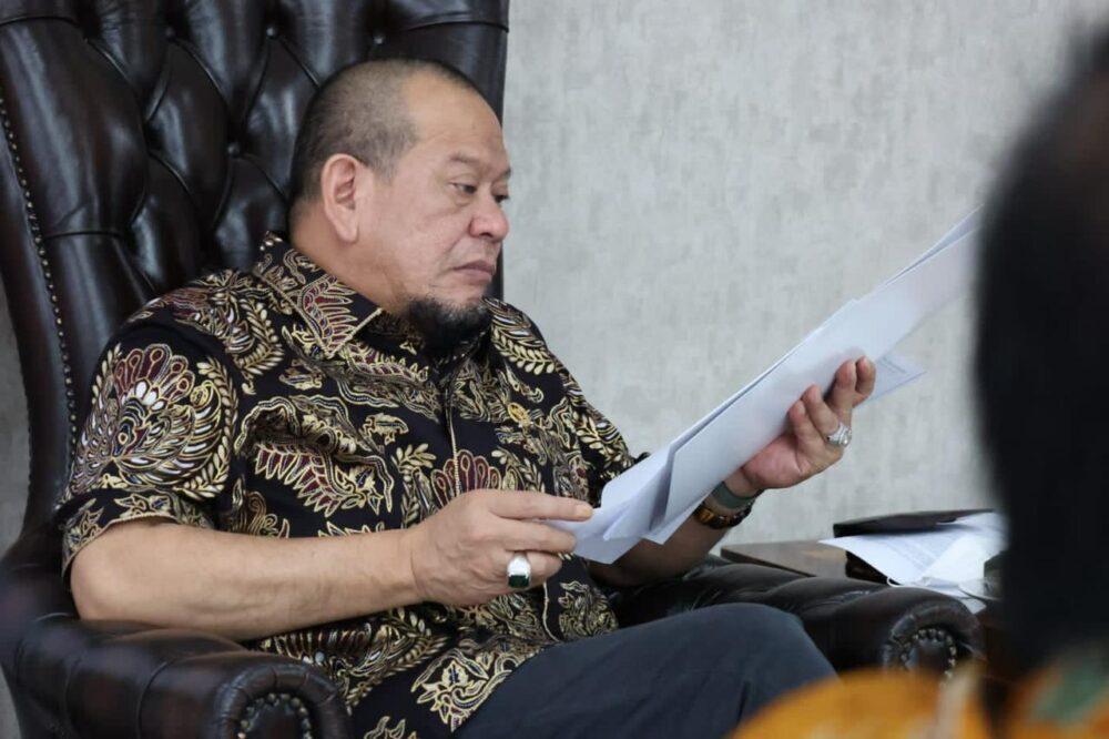Ketua DPD RI Optimis Ekonomi Nasional Membaik