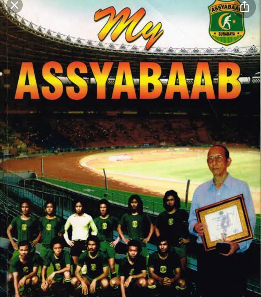 Dedengkot Sepakbola Surabaya Muhammad Barmen Berpulang
