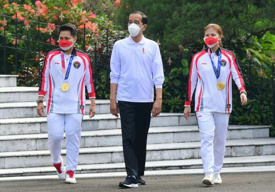 Atlet dan Pelatih Olimpiade Tokyo 2020 Diberi Bonus