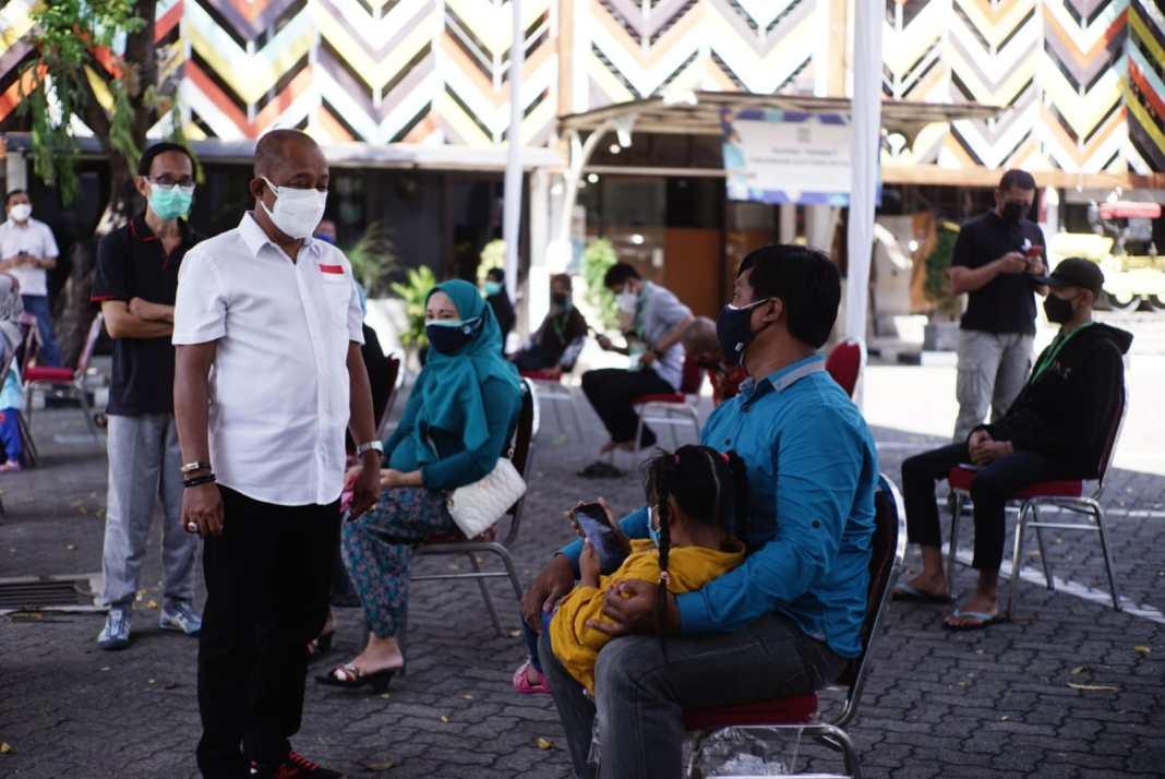 Tinjau Vaksinasi Gotong-Royong Unilever, Armuji Dorong Badan Usaha Capai Herd Immunity