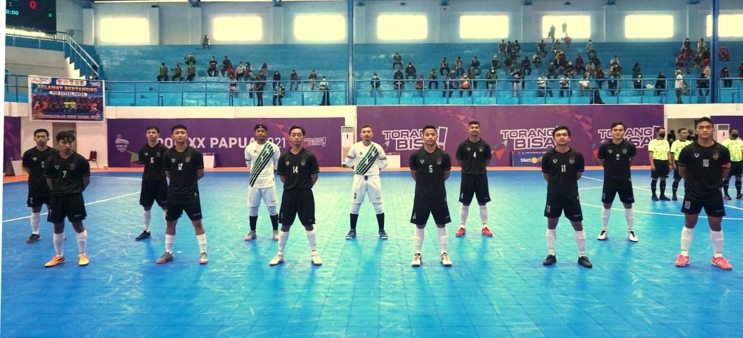Futsal Jatim Imbang Lagi, Alasan Pelatih karena Pemain Gagal Jalankan Instruksi