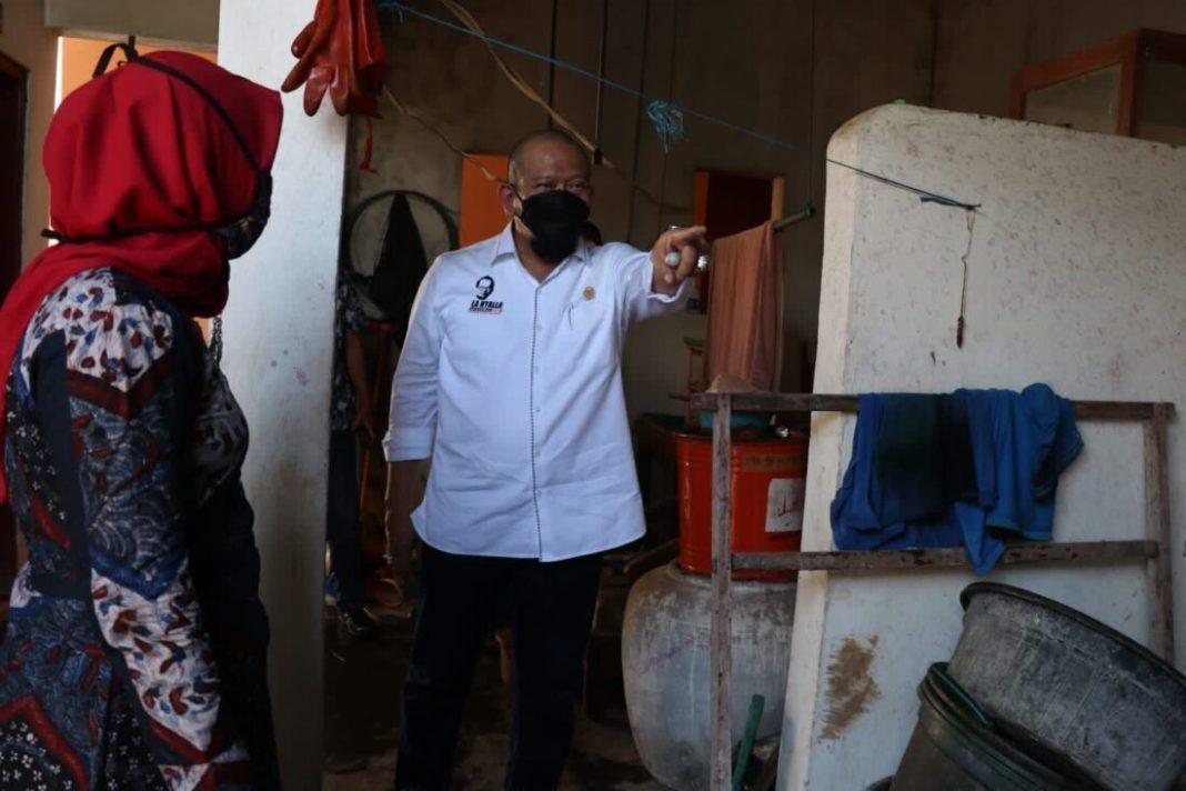 Masalah Limbah, Ketua DPD RI Dorong Inovasi Masker Ramah Lingkungan