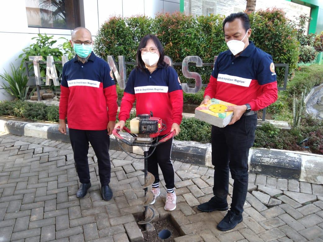 Semangat HUT Ke 107 Rumah Sakit Dr. Sayidiman Magetan Siap Berikan Pelayanan Terbaik