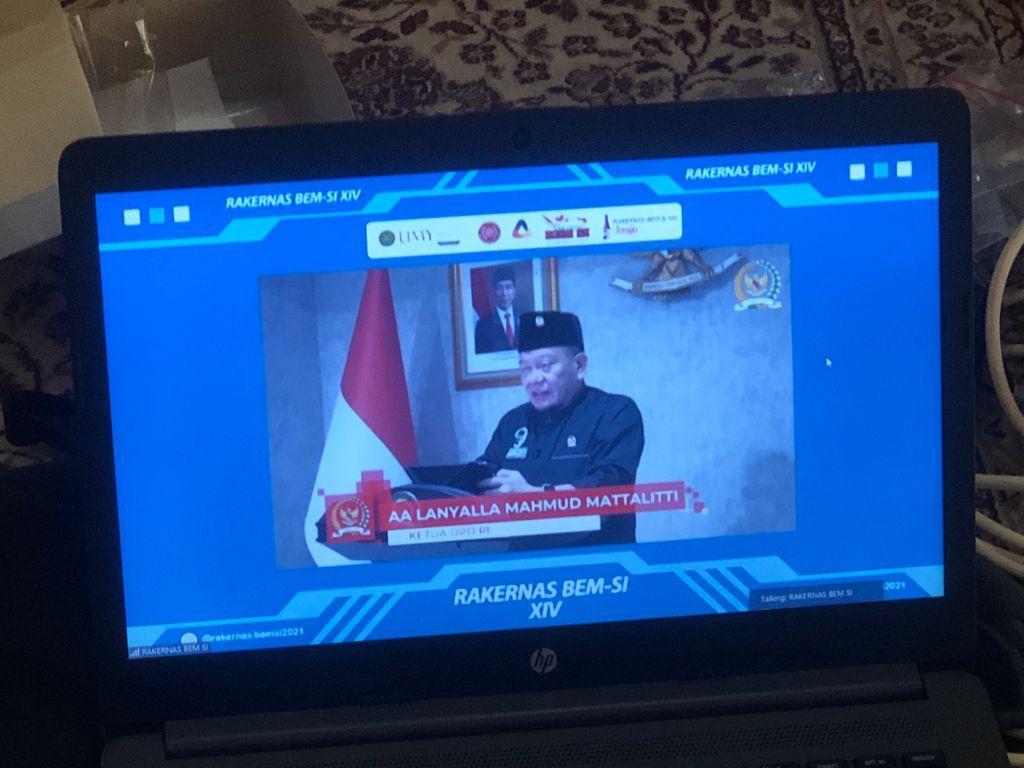 Ketua DPD RI Sebut Oligarki Penyebab Ketidakadilan Sosial di Negeri Ini