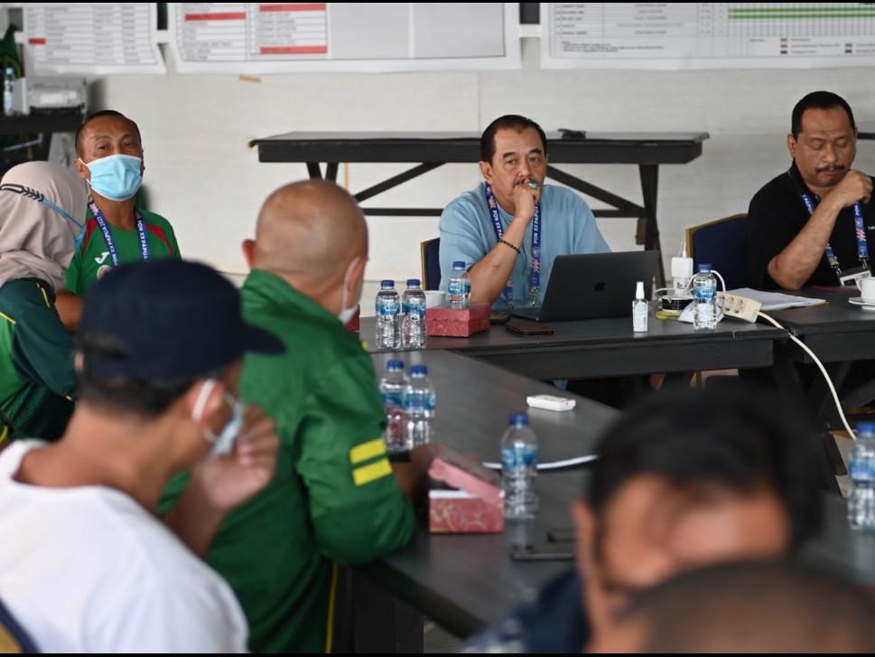 Ketua KONI Jatim Apresiasi Tuan Rumah PON XX Papua