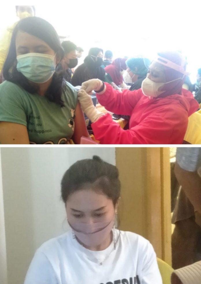 Vaksinasi Golkar Jatim Rambah Pasuruan, Gus Ipul : Sudah Capai 55 Persen