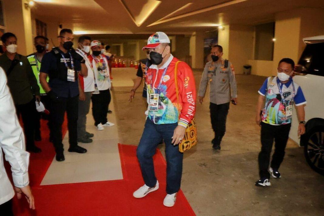 Ketua DPD RI Apresiasi Kehadiran Fisik Presiden di PON XX Papua
