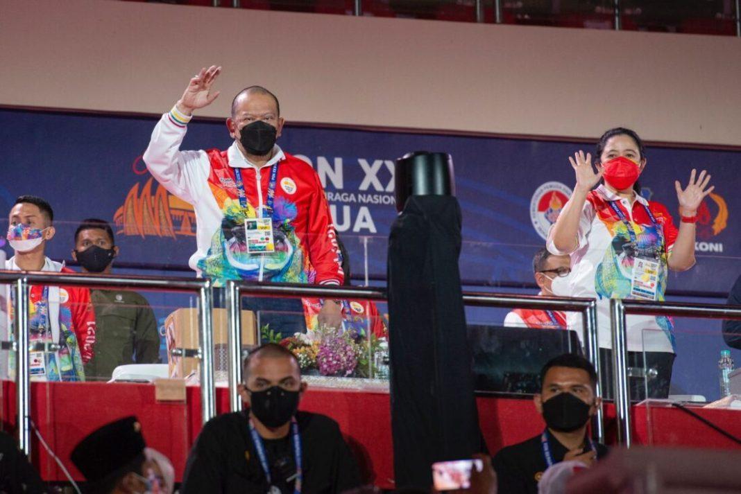Ketua DPD RI Berharap Lahir Bibit Atlit Andalan Tingkat Dunia dari PON Papua