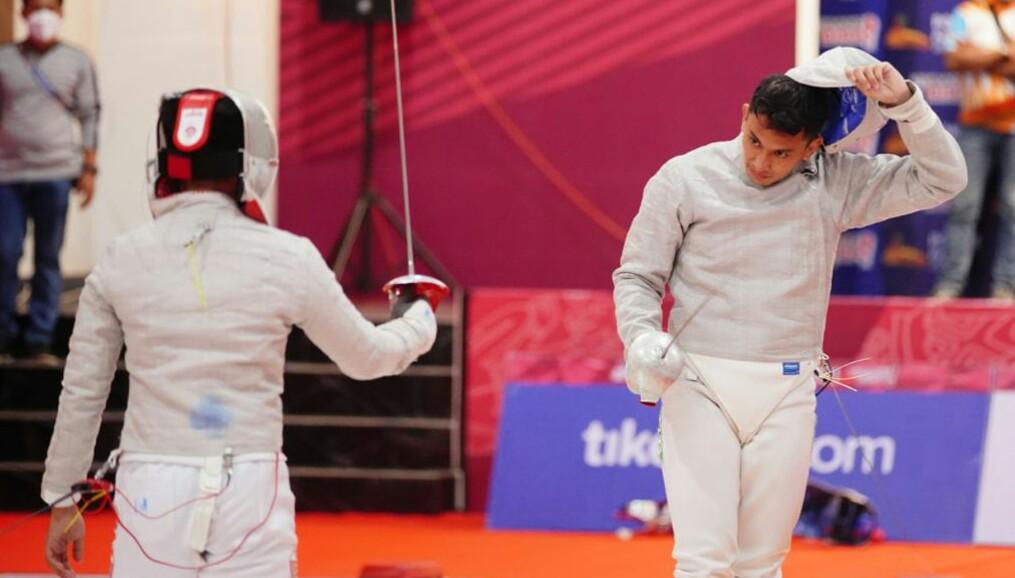 Tiga Atlet Anggar Jatim Tumbang di Hari Pertama