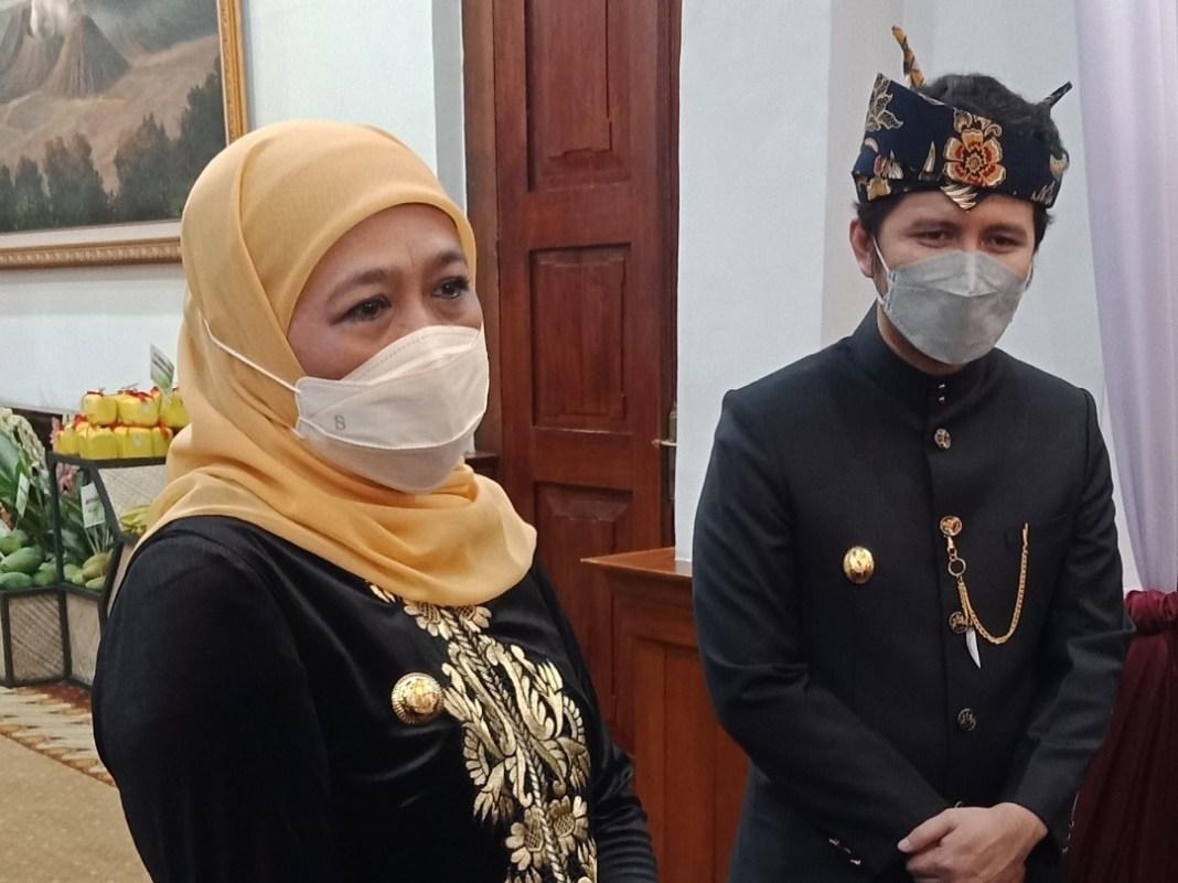 Khofifah Akan Tradisikan Ziarah ke RM Suryo, RP Moh. Noer dan Bung Karno