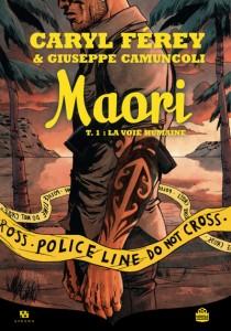 La série est prévue en deux tomes.