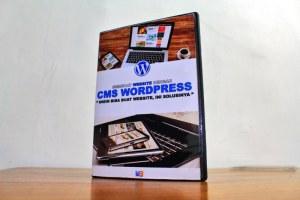 DVD Tutorial CMS Wordpress Lengkap