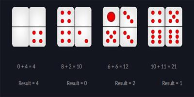 Menghitung Kartu Domino