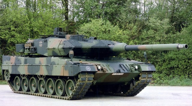 Germany Leopard Tank