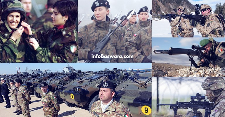8 Strongest Military In Europe for 2018
