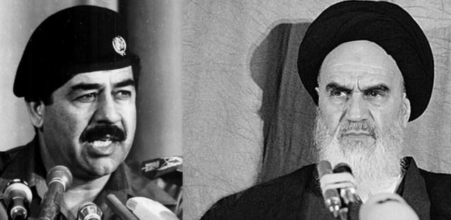 Saddam Hussein VS Ayatollah Ruhollah Khomeini