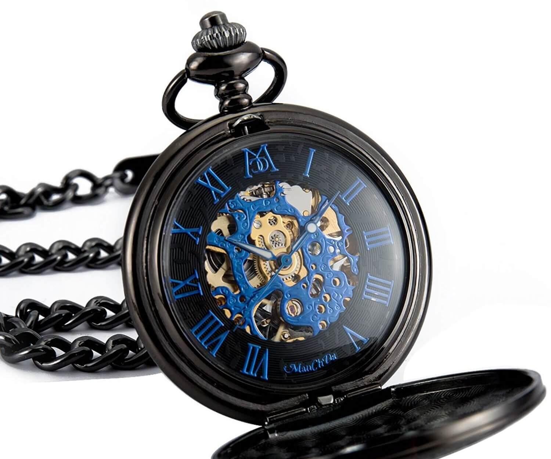Stylische Taschenuhr - Geschenkidee für Mann