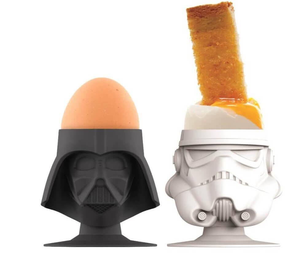 Star Wars Eierbecher nerdiges Geschenk für Bruder