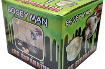Bogey Man Eiertrenner - Geschenkidee für Männer