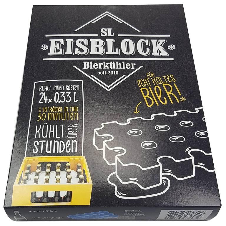 Bierkasten-Eiswürfel-Form - Männlich - Bierbedarf - Geschenke für echte Männer - Männergeschenke