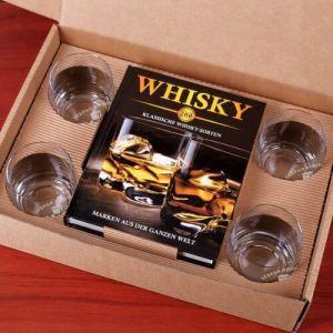 Whisky-Wissen Set - Männergeschenk kaufen