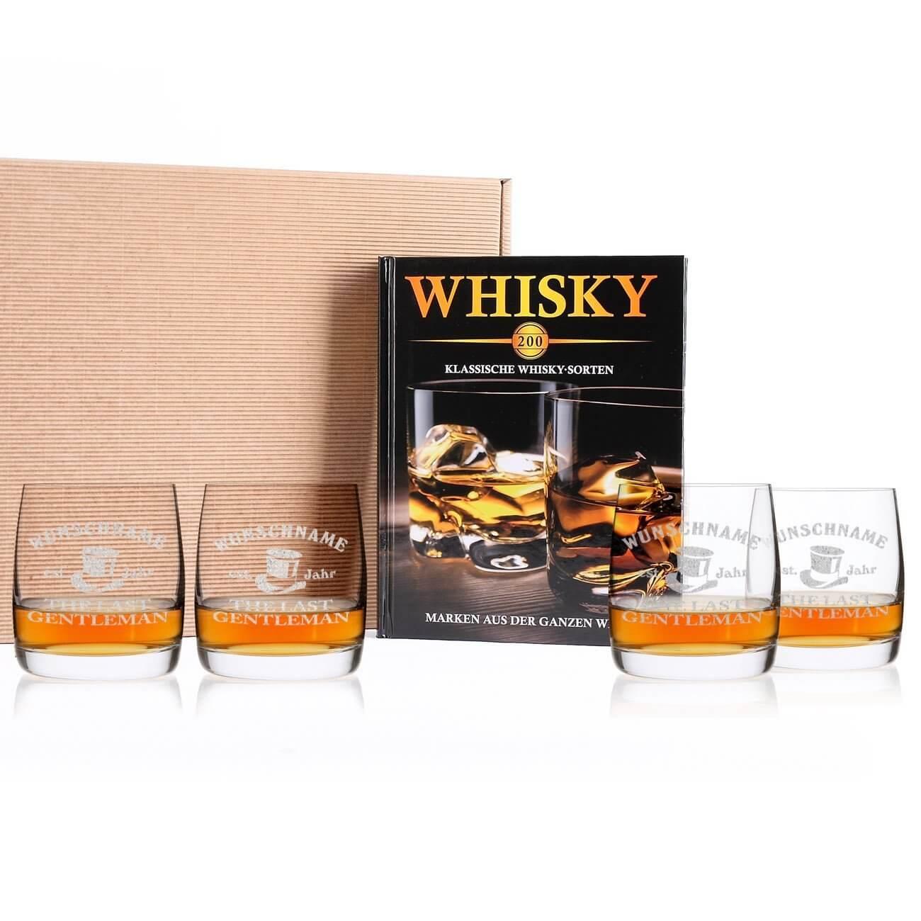 Whisky-Wissen Set – Personalisiertes Highlight