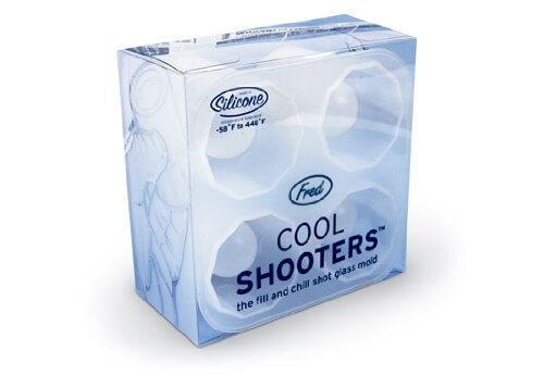 Eis-Shotgläser - Geschenkidee für Männer
