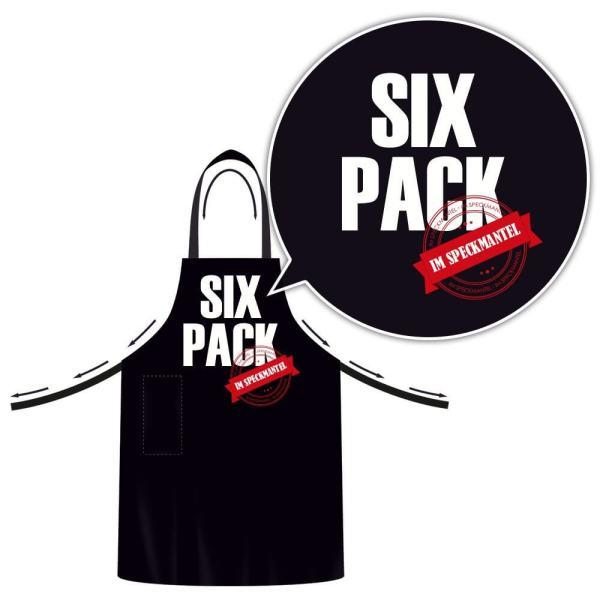 Grillschürzen für Männer – Six Pack