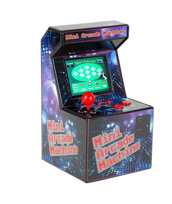 Mini Arcade Spiel - Geschen für den Bruder