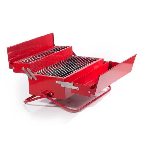Werkzeugkasten Grill - Geschenke für Männer kaufen