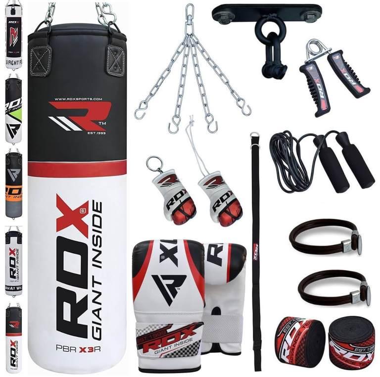 Boxsack Set - Geschenk für Boxer