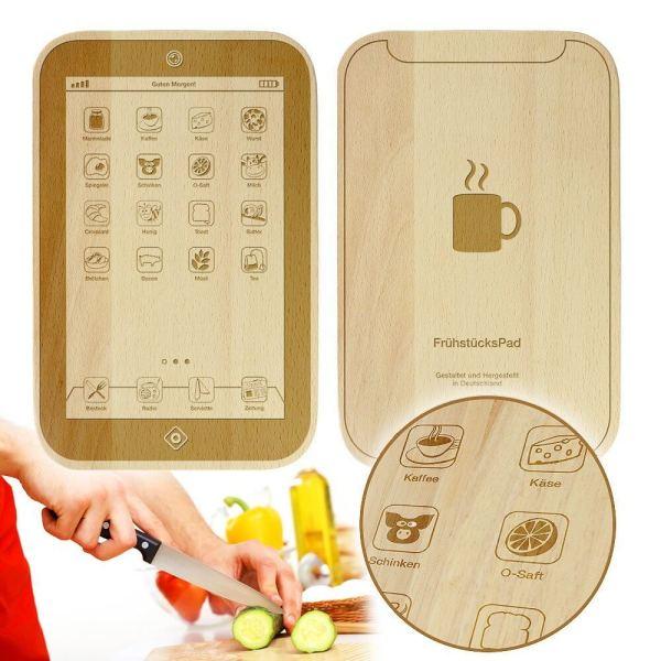 Frühstücks Tablet - Männer Must-Have