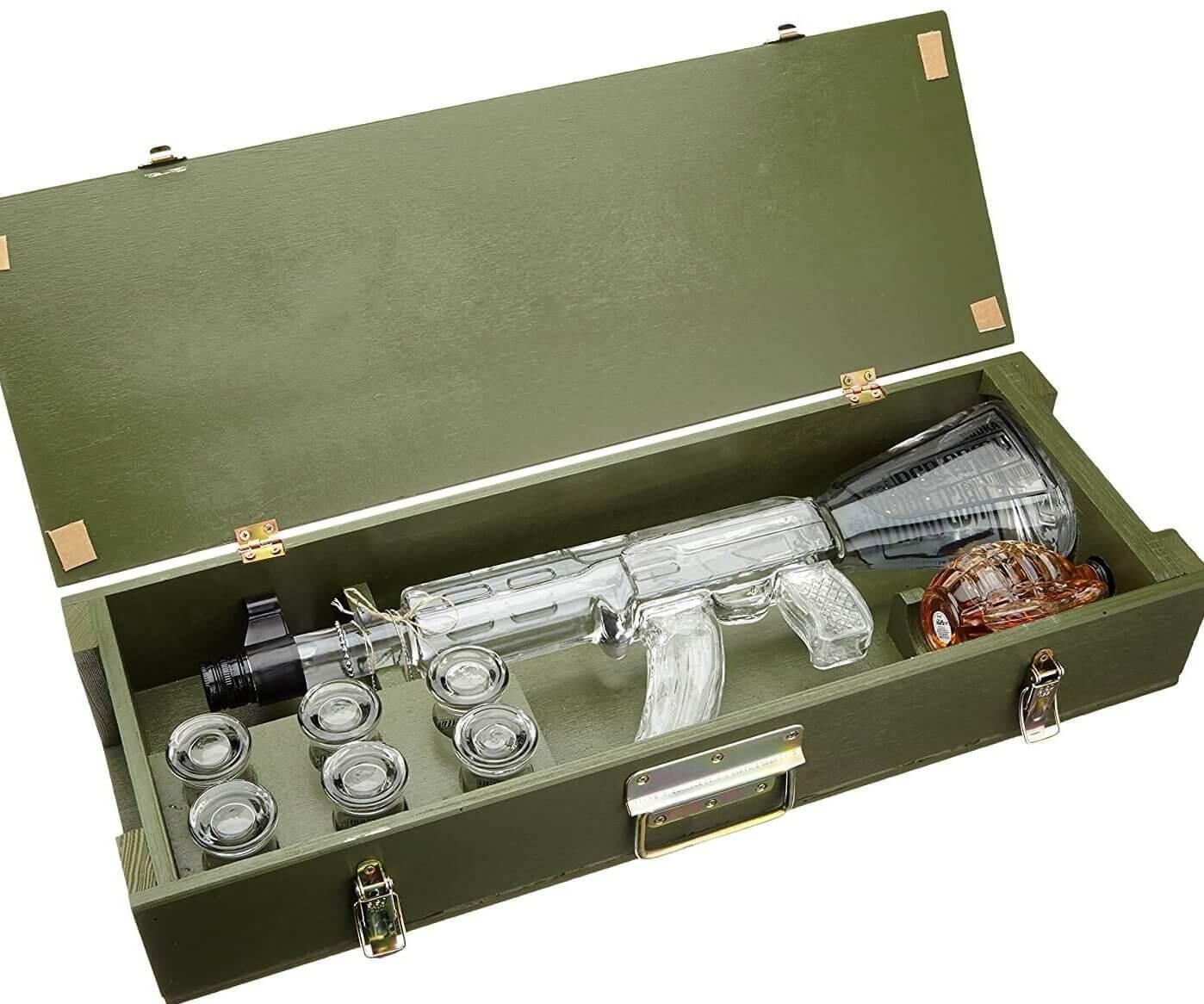 Army Wodka-Set