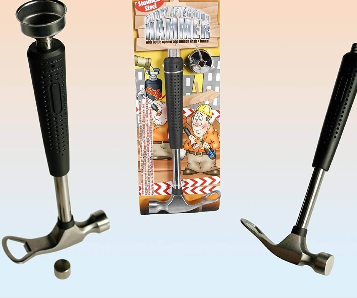 Flachmann-Hammer