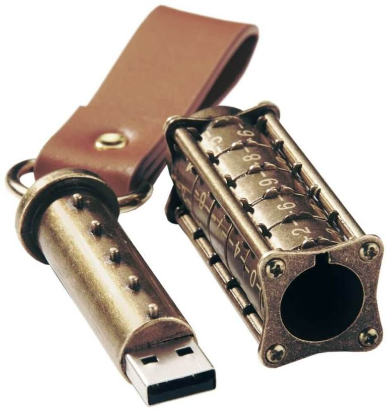 64gb Kryptex USB Stick mit Anhänger